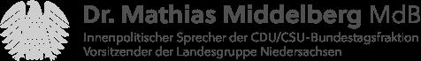 Dr. Mathias Middelberg MdB