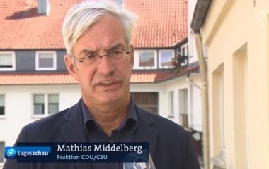 Tagesschau-Interview